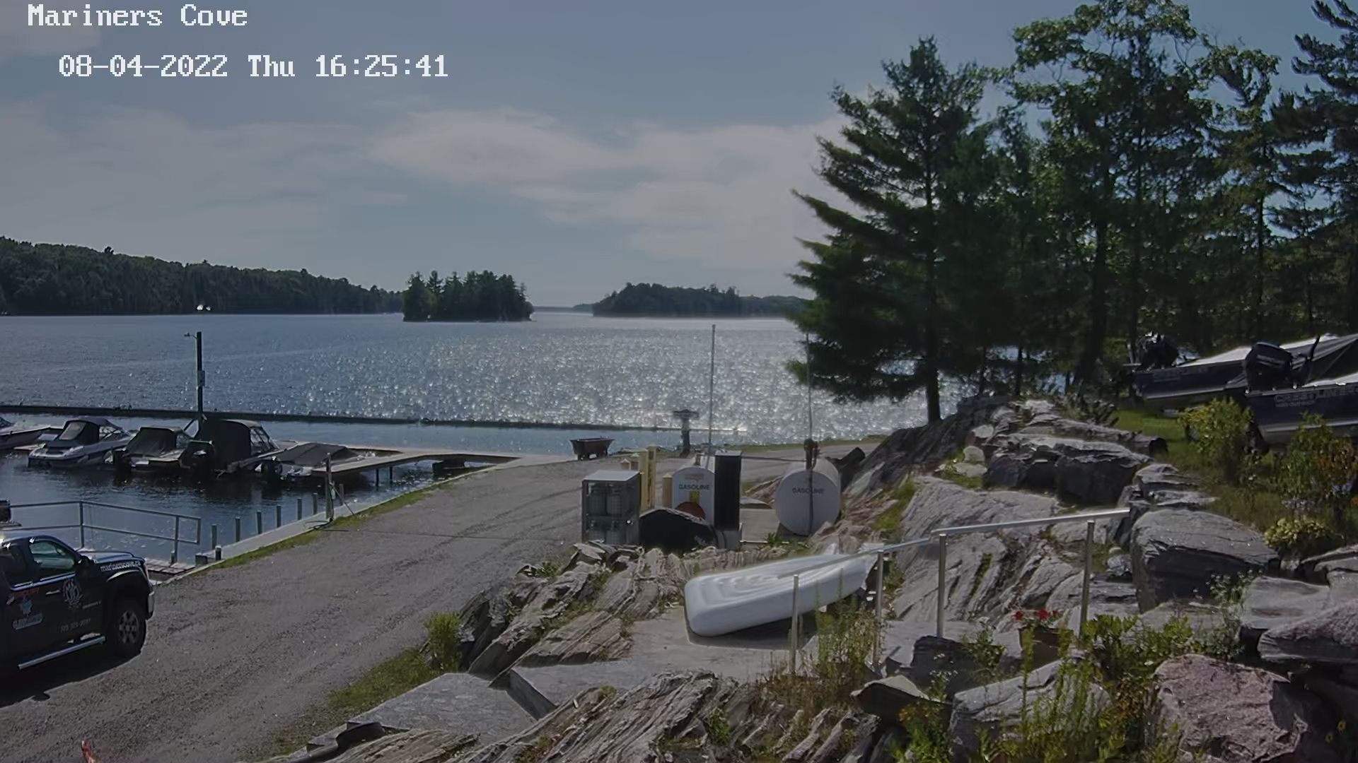 Mariners Cove Live Cam